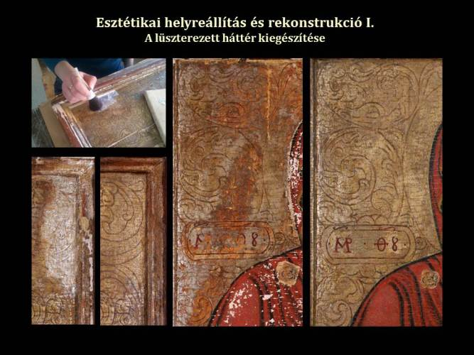 Esztétikai helyreállítás és rekonstrukció I. A lüszterezett háttér kiegészítése